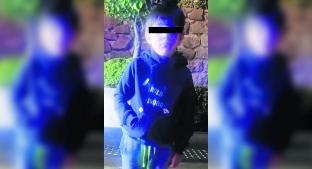Abandonan a niño de cinco años en parada de camión, en CDMX. Noticias en tiempo real