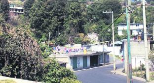 Habitantes de Edoméx exigen nueva ruta de evacuación por riesgo volcánico. Noticias en tiempo real
