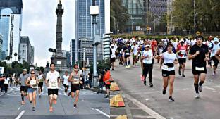 Todo lo que debes saber para ser parte del Maratón de la Ciudad de México. Noticias en tiempo real