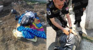 Encuentran a hombre descuartizado en los límites de la GAM y Tlalnepantla. Noticias en tiempo real