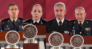 Conoce la Coordinación que asesorará el plan de seguridad de la Guardia Nacional. Noticias en tiempo real