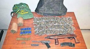 Detienen a 15 personas con armas y drogas, en Morelos. Noticias en tiempo real