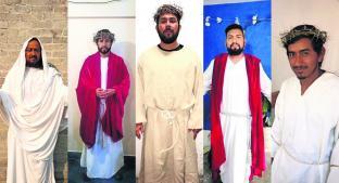 Especial Pasión de Cristo: conoce a los hombres que le dan vida al mesías. Noticias en tiempo real