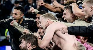 Listas las semifinales de la Champions League. Noticias en tiempo real