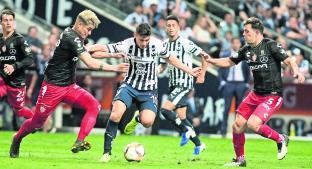 El Monterrey se aferra a la Liguilla con doloroso empate frente a los Rayos del Necaxa. Noticias en tiempo real
