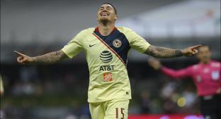 Nico Castillo es el máximo goleador del América en el torneo. Noticias en tiempo real