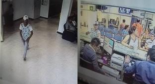 A punta de pistola, ladrón solitario asalta banco de Cuernavaca. Noticias en tiempo real
