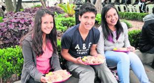 'Aunque la rama cruja' México es el segundo país más feliz de Latinoamérica. Noticias en tiempo real