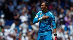 Keylor Navas se despide del Real Madrid. Noticias en tiempo real