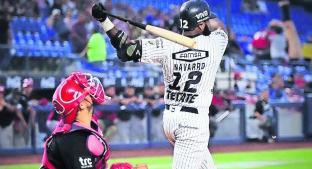 Liga Mexicana de Beisbol pidió una pelota que vuele menos. Noticias en tiempo real