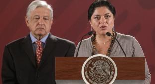 AMLO pide a Alejandra Frausto una explicación por el evento en Bellas Artes. Noticias en tiempo real