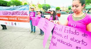 Repuntan violaciones y aborto en menores de edad, en el Edomex. Noticias en tiempo real