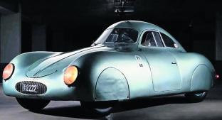 Pondrán en subasta el primer Porsche de la historia, en España . Noticias en tiempo real