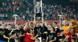 Valencia se corona en la Copa del Rey. Noticias en tiempo real