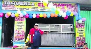 Le disparan a taquero por no pagar 'cuota', en Morelos. Noticias en tiempo real