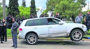 Atrapan a dos ladrones tras persecución en Lerma, Edomex. Noticias en tiempo real