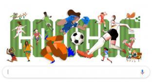 Así celebra Google la Copa Mundial Femenina de Futbol. Noticias en tiempo real