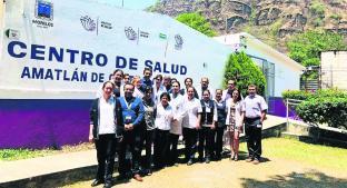 Logran acreditación de calidad y seguridad 18 centros de salud, en Cuernavaca. Noticias en tiempo real