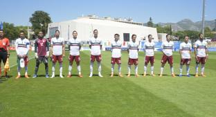 México Sub-22 fracasa en torneo de Toulon. Noticias en tiempo real