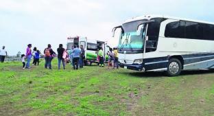 Autobuses sin frenos desatan el terror, en la carretera México-Cuautla. Noticias en tiempo real