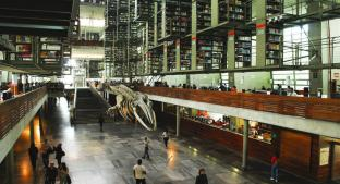Biblioteca Vasconcelos reabre sus puertas al público. Noticias en tiempo real