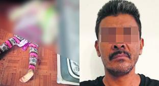 Atoran a presunto feminicida en Morelos; relacionado a asesinato de señora en su domicilio. Noticias en tiempo real