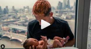 Chicharito Hernández derrama amor y comparte cómo nació su bebé. Noticias en tiempo real