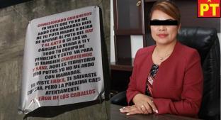 """Diputada víctima de atentado en Morelos, acusada de ser 'buchona' en cartel de """"Los Rojos"""". Noticias en tiempo real"""