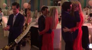 Graban a Enrique Peña Nieto y a su novia meneándose y besándose como nunca. Noticias en tiempo real