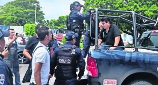 Arrestan a exalcalde de Jiutepec por ponerse al brinco, en la colonia Tlahuapan. Noticias en tiempo real