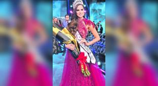 Sofía Aragón, señorita Jalisco ganó el Mexicana Universal. Noticias en tiempo real