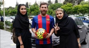 """""""Messi falso"""" aprovecha su parecido para tener relaciones sexuales . Noticias en tiempo real"""