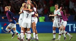 Estados Unidos avanza a las semifinales del Mundial Femenil. Noticias en tiempo real