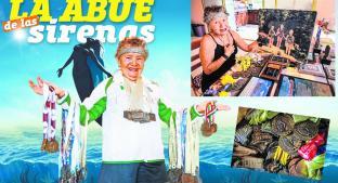 A sus 82 años, nadadora mexicana ha impuesto 400 marcas internacionales. Noticias en tiempo real
