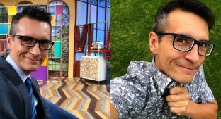 Sergio Sepúlveda causa polémica con el rostro lleno de polvo blanco. Noticias en tiempo real