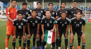 México ya conoce a sus rivales para el Mundial Sub 17. Noticias en tiempo real