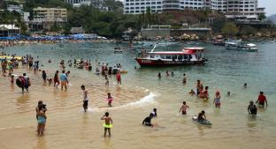 Alerta por contaminación en playas de Guerrero no espanta a los turistas . Noticias en tiempo real