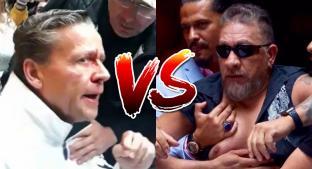 VIDEO: Alfredo Adame se encabrita y continúa conflicto con Carlos Trejo desde la PGJCDMX. Noticias en tiempo real