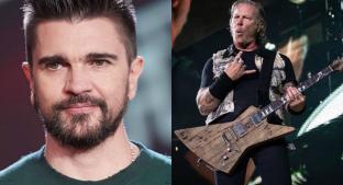 """Juanes realiza cover de """"Seek and destroy"""" y esta fue la reacción de Metallica. Noticias en tiempo real"""