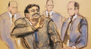 El 'Chapo' Guzmán, lo que tienes que saber de su condena perpetua más 30 años de cárcel. Noticias en tiempo real
