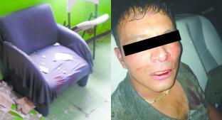 Doctor colombiano muera a manos de un albañil tras negarse a pagar deuda, en Tabacalera . Noticias en tiempo real