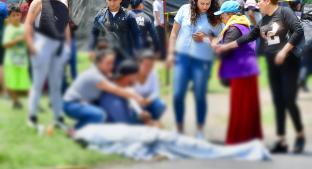 Tras asaltar puesto de comida, muere durante enfrentamiento con policías, en Ecatepec. Noticias en tiempo real