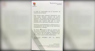 Matan a estudiante de medicina en Ciudad Satélite; analizan videos para dar con asesinos. Noticias en tiempo real
