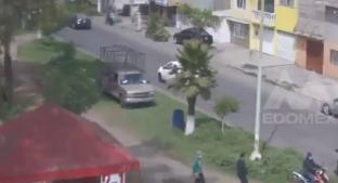 Circula video del asalto a puesto de carnitas en Ecatepec que fulminó la vida de un ladrón. Noticias en tiempo real