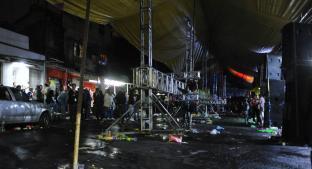Baile sonidero termina en riña mortal, en alcaldía Venustiano Carranza. Noticias en tiempo real