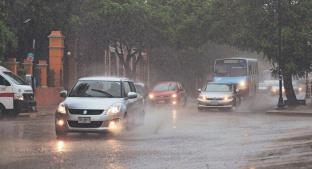Prevén fuertes lluvias en las 16 alcaldías de la CDMX. Noticias en tiempo real