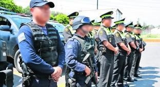 Policías de 18 municipios en Edomex no cuentan con certificación de confianza. Noticias en tiempo real
