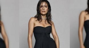 Salma Hayek es elegida para la edición especial de la revista Vogue. Noticias en tiempo real