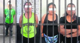Agarran a cuatro extorsionadores en Morelos; pedían cobro de piso a comerciante. Noticias en tiempo real