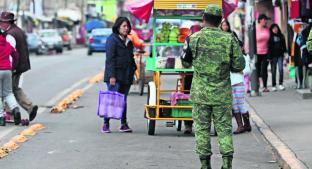 Guardia Nacional tardará tres meses en llegar a Toluca, pese a incremento de delincuencia. Noticias en tiempo real